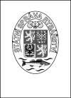 Vzor odznaku státní správy rybářství
